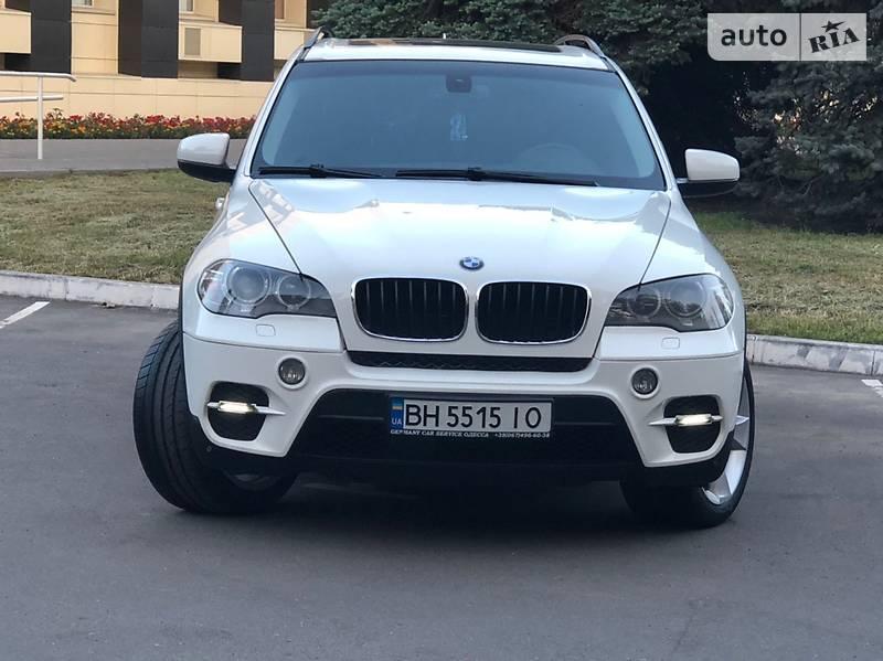 BMW X5 2010 в Одесі
