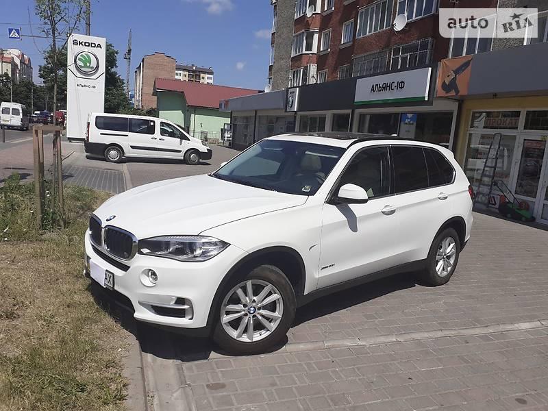 BMW X5 2014 года в Ивано-Франковске