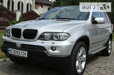 BMW X5 2005 в Луцьку