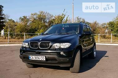 BMW X5 2004 в Черкассах