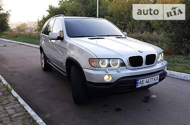 BMW X5 2002 в Каменском