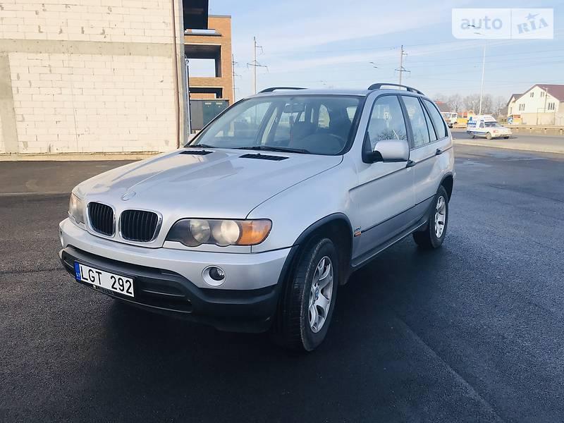 BMW X5 2003 в Виннице