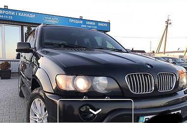 Внедорожник / Кроссовер BMW X5 2002 в Тернополе