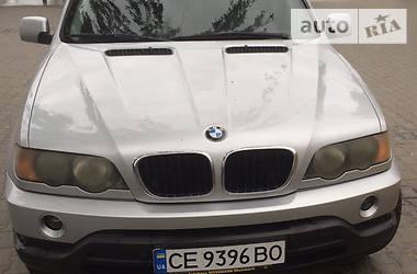 BMW X5 2002 в Черновцах