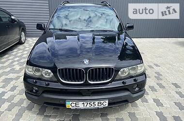 BMW X5 2005 в Черновцах