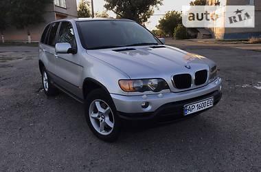BMW X5 2003 в Пологах