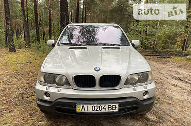 BMW X5 2002 в Фастове