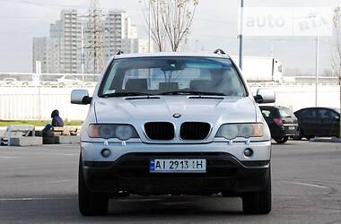 BMW X5 2002 в Києві