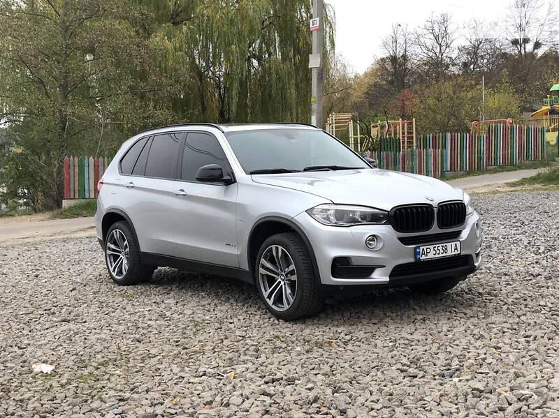 BMW X5 2015 в Киеве