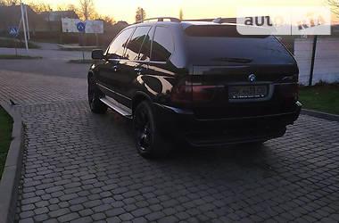 Позашляховик / Кросовер BMW X5 2002 в Рівному