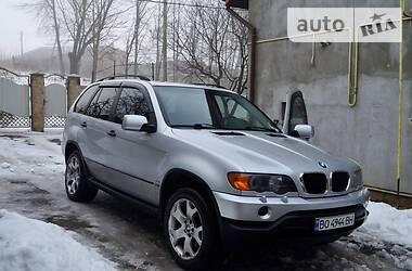 BMW X5 2001 в Тернополе