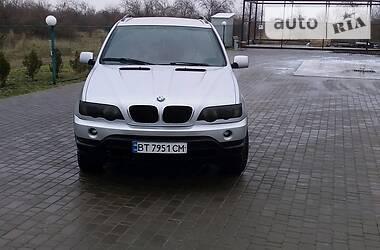 BMW X5 2003 в Голой Пристани