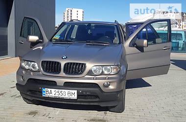 Внедорожник / Кроссовер BMW X5 2006 в Киеве