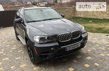 Внедорожник / Кроссовер BMW X5 2012 в Черновцах