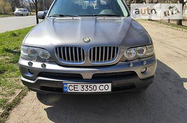 Универсал BMW X5 2004 в Черновцах