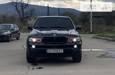BMW X5 2004 в Тячеве