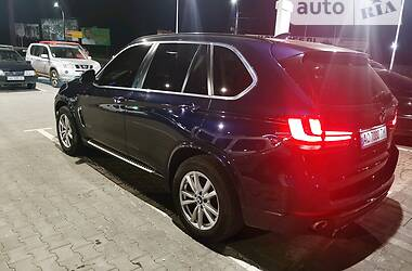 BMW X5 2014 в Тячеве