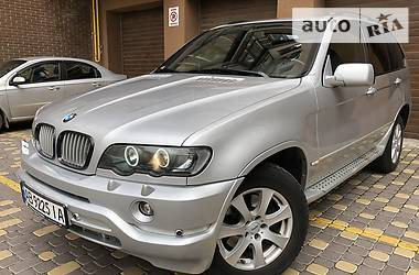 Внедорожник / Кроссовер BMW X5 2001 в Виннице