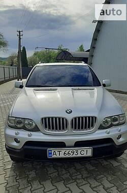 Внедорожник / Кроссовер BMW X5 2003 в Косове