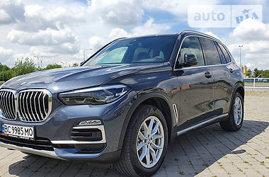 Внедорожник / Кроссовер BMW X5 2019 в Львове