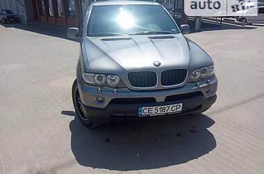 Внедорожник / Кроссовер BMW X5 2006 в Черновцах