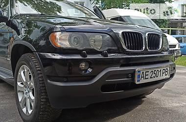 Внедорожник / Кроссовер BMW X5 2002 в Новомосковске
