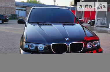 Внедорожник / Кроссовер BMW X5 2002 в Калуше