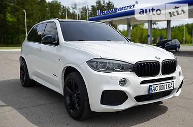 Внедорожник / Кроссовер BMW X5 2015 в Ковеле