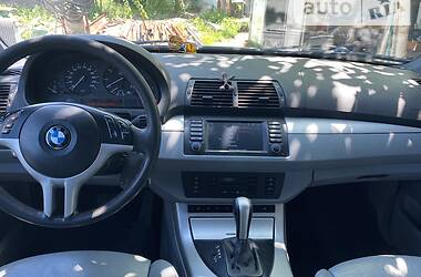 Позашляховик / Кросовер BMW X5 2002 в Козятині