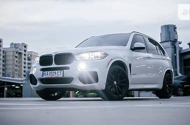 Позашляховик / Кросовер BMW X5 2015 в Києві