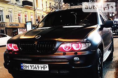 Внедорожник / Кроссовер BMW X5 2002 в Киеве