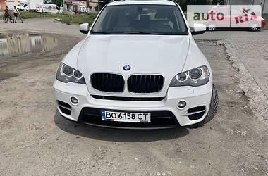Позашляховик / Кросовер BMW X5 2012 в Тернополі