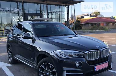 Внедорожник / Кроссовер BMW X5 2016 в Луцке