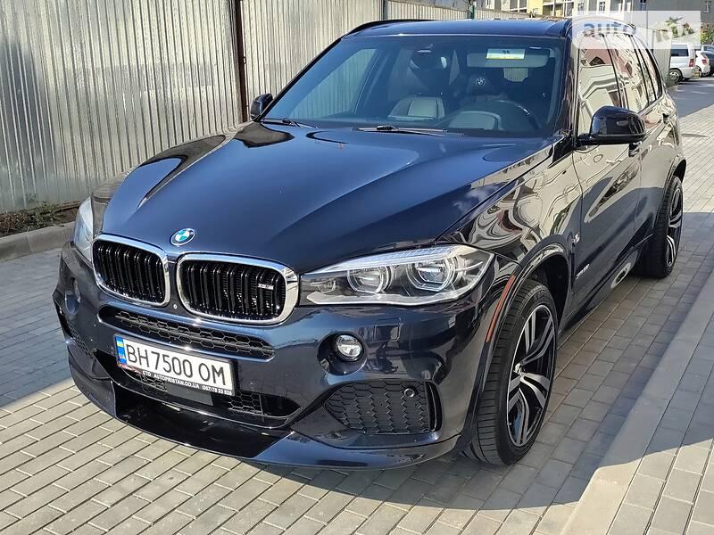 Позашляховик / Кросовер BMW X5 2015 в Одесі