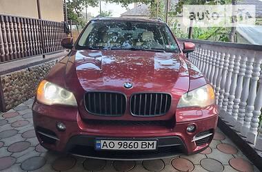 Унiверсал BMW X5 2011 в Ужгороді