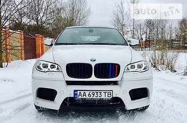 BMW X6 M BI-TURBO М-SPORT 2011