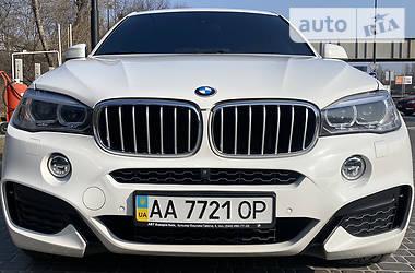 BMW X6 M 2016 в Киеве