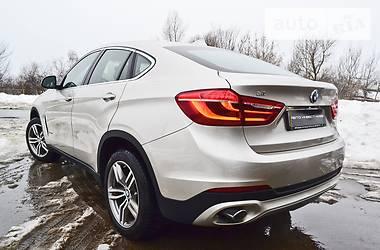 BMW X6 3.0 TDI/ xDrive 2015