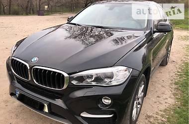 BMW X6 2015 в Запорожье