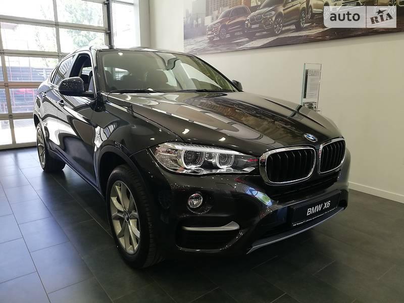 BMW X6 2017 в Житомирі