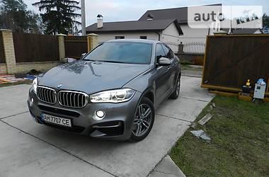 BMW X6 2015 в Житомире