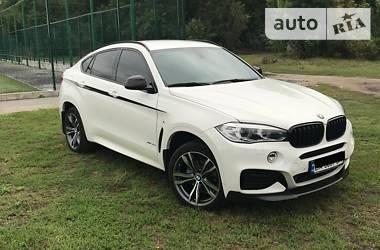 BMW X6 2016 в Кропивницком