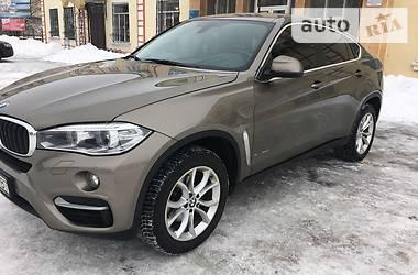 BMW X6 2017 в Виннице
