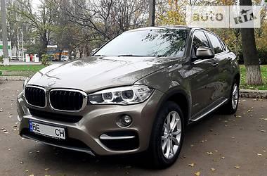 BMW X6 2017 в Николаеве