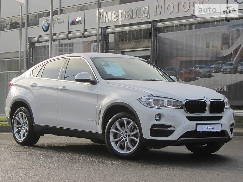 BMW X6 2017 в Одессе