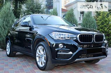 BMW X6 2015 в Одессе
