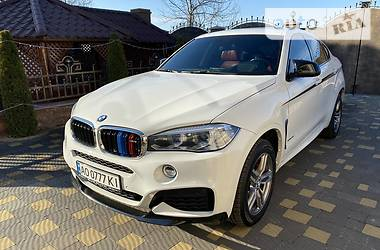 BMW X6 2016 в Мукачево