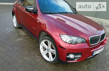 BMW X6 2008 в Ивано-Франковске