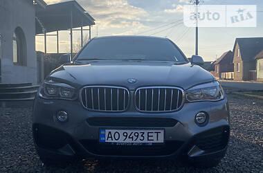 BMW X6 2017 в Тячеве