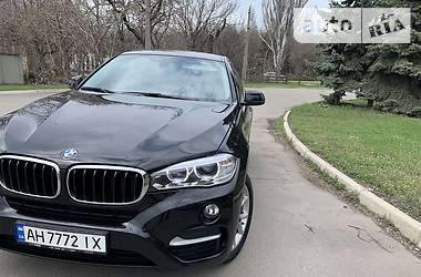 BMW X6 2016 в Мариуполе